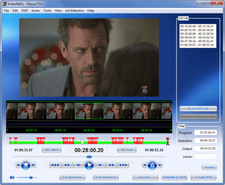 VideoRedo Tvsuite v5.1