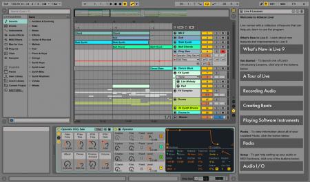 Ableton Live Suite v9.7.3