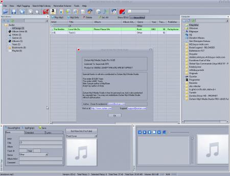 Zortam MP3 Media Studio Pro v20.50