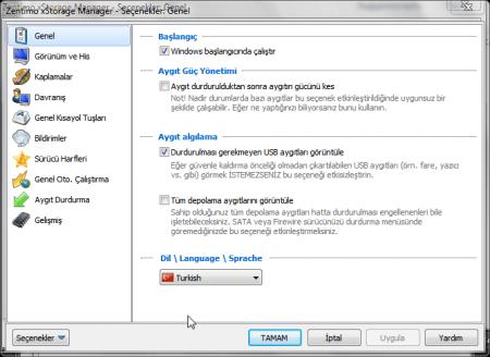Zentimo xStorage Manager v1.8.3 Türkçe