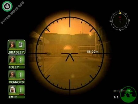 Conflict Desert Storm 1 Rip