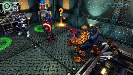 Marvel: Ultimate Alliance Rip