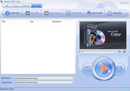 Movie DVD Copy v1.4