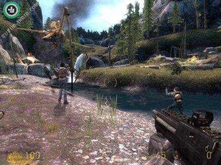 Half Life 2 Episode Two Rip + Türkçe Yama
