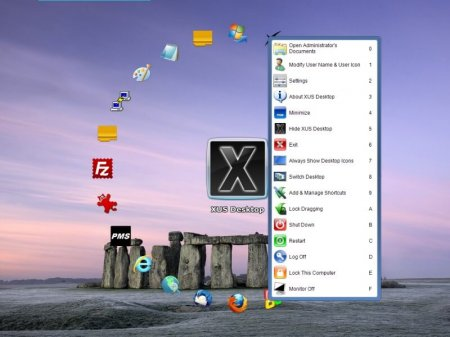XUS Launcher Professional Edition v2.5