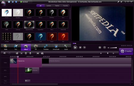 Wondershare Video Editor v5.1.2
