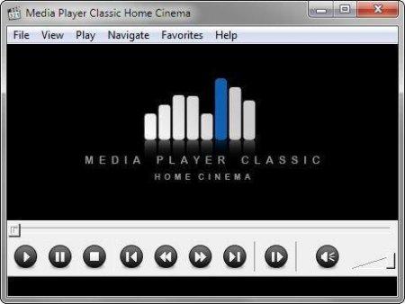 Media Player Classic Home Cinema v1.7 Türkçe Katılımsız