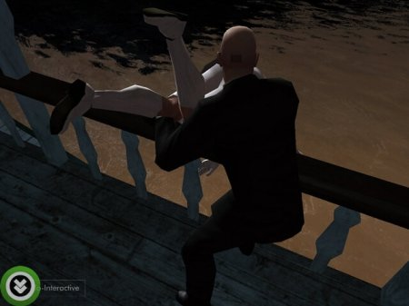 Hitman Blood Money + Türkçe Yama