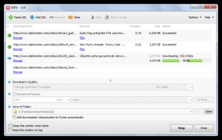 Tomabo MP4 Video Downloader Pro v3.8