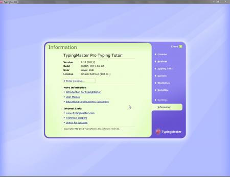 TypingMaster Pro v7.10