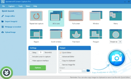 Apowersoft Screen Capture Pro v1.2.6