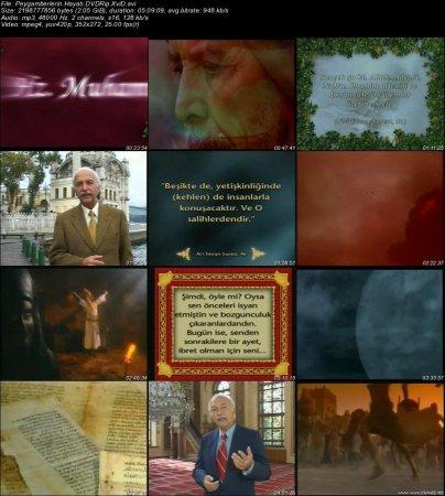Peygamberlerin Hayatı ve Kuran Mucizeleri