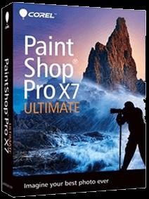 Corel PaintShop Pro X7 v17.2
