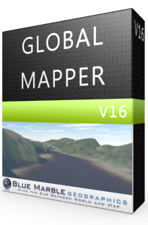 Global Mapper v17.2.1 B052716 Türkçe