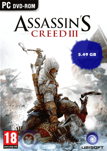 Assassin's Creed III Rip