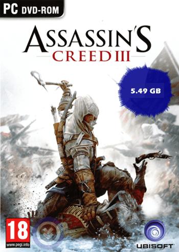 Assassin's Creed III Rip
