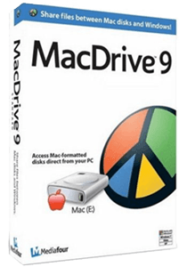 Mediafour MacDrive Pro v9.3