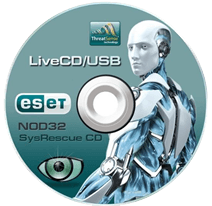 ESET NOD32 SysRescue CD / USB 2015
