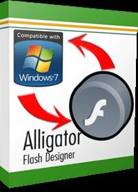 Alligator Flash Designer v8.0