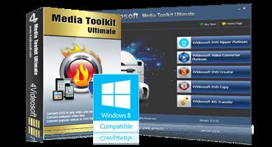 4Videosoft Media Toolkit Ultimate v5.0
