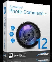 Ashampoo Photo Commander v14.0.6 Türkçe