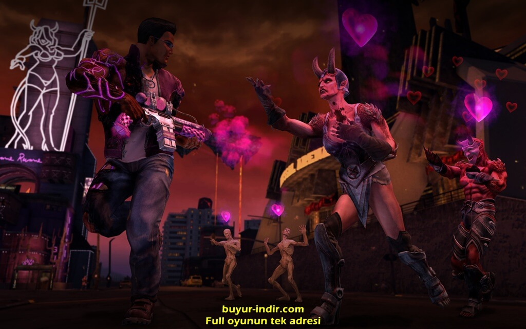 Saints Row: Gat Out of Hell (PC / Full / Tek Link)