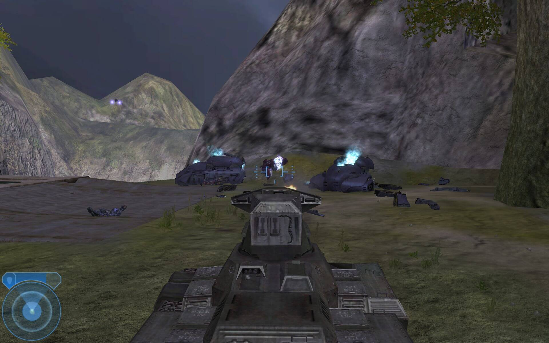 an analysis of halo 2 Halo story summary the pillar of autumn you've also seen your last dropship, as halo 2's phantoms take over that role in the next game.