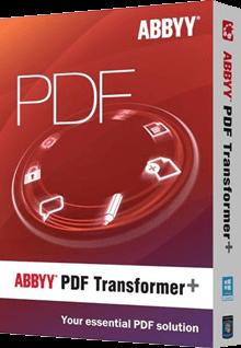 ABBYY PDF Transformer+ v12.0.104.225 Türkçe
