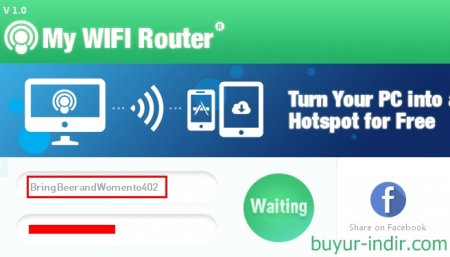 My WIFI Router v3.0