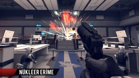 Modern Combat 4 Zero Hour v1.1.7c - APK