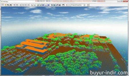 Global Mapper v17.2.1 B052716 Türkçe