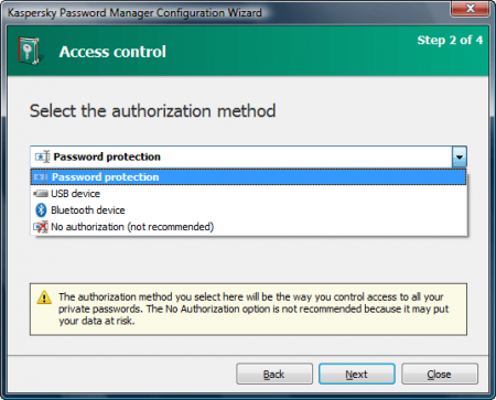 Kaspersky Password Manager v5.0