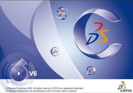 Dassault Systems CATIA V6 R2009 (x32 & x64)
