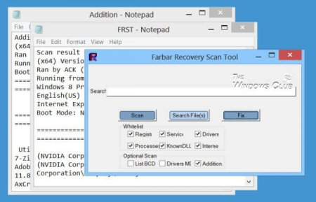 Farbar Recovery Scan Tool v3.3