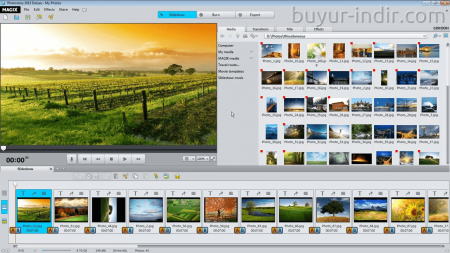 MAGIX Photostory 2016 Deluxe v15.0.2.108