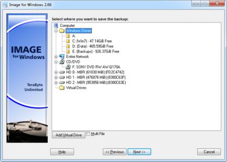TeraByte Image For Windows v2.99