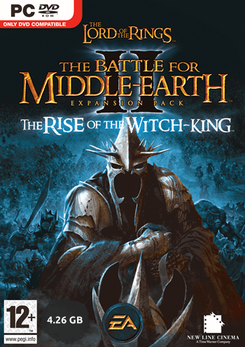 Lord of the Rings: Battle for Middle Earth 2 - Rise of the Witch-King
