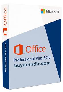 MS Office Professional Plus 2013 SP1 VL TR Mart Katılımsız