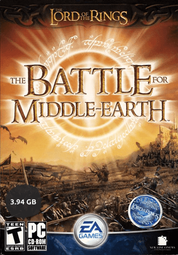 Lord of the Rings: Battle for Middle Earth + Türkçe Yama