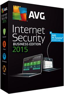 AVG Internet Security Business 2015 v15.5 Türkçe