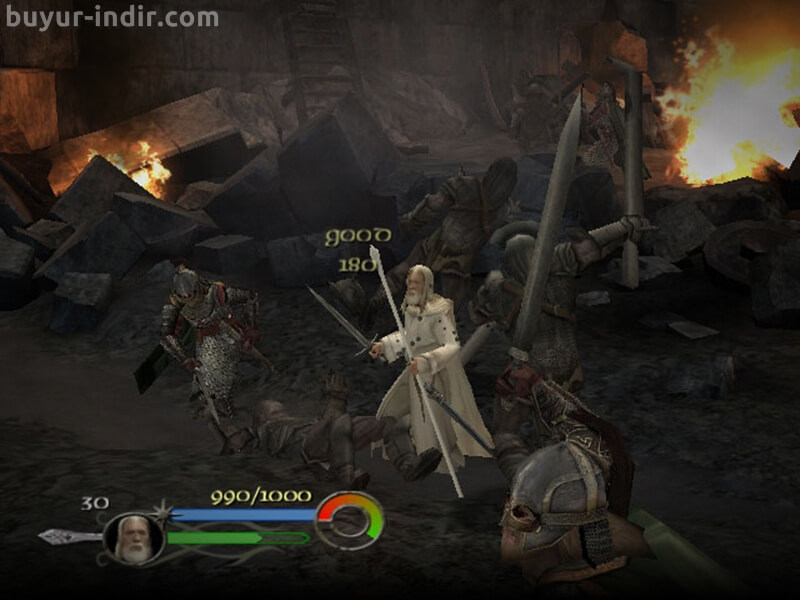 Lord Of The Rings Return Of The King Game Xbox