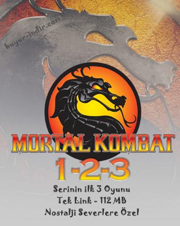 Mortal Kombat 1 + 2 + 3