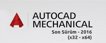 Autodesk AutoCAD Mechanical 2016 (x32 - x64)