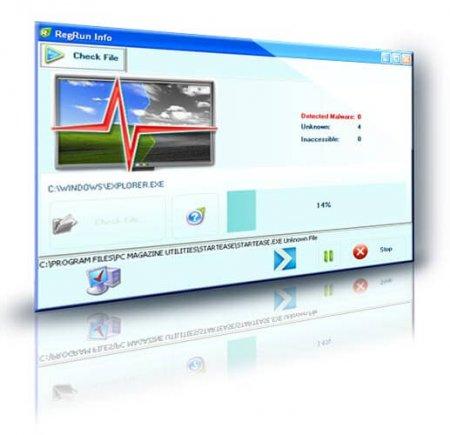 RegRun Security Suite Platinum v8.20.0.520
