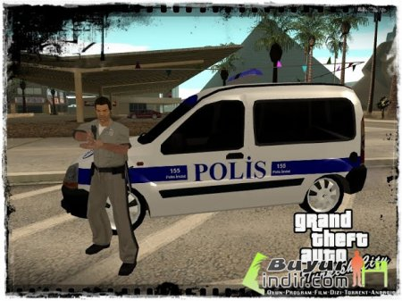 GTA San Andreas Turkey Mod indir