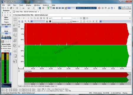 WavePurity Professional v7.80 + Eklenti Paketi