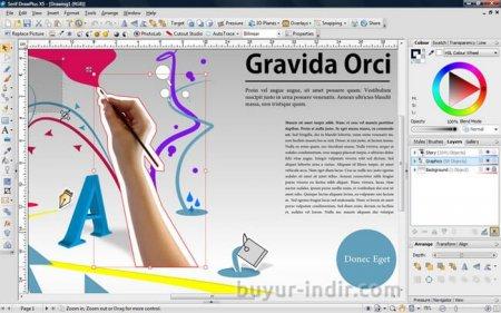 Serif DrawPlus X8 v14.0.1.21 Full