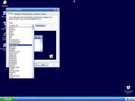 Windows XP SP2 64 Bit (Türkçe Sürüm)