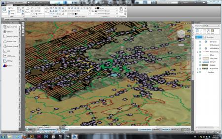 Autodesk AutoCAD Map 3D 2016 (x32)