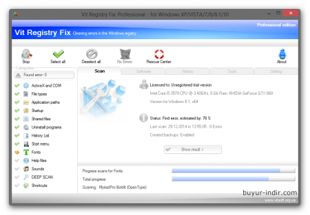 Vit Registry Fix Professional v12.6.2